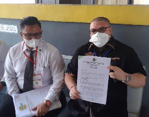 Razman Ungkap Oknum Polda Aceh Lakukan Pemerasan Kepada Terdakwa Jual Perhiasan Emas