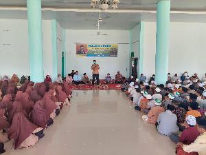 Kisah Santri Al-Muslimun Aceh Utara Kirim Surat untuk Rektor Unimal