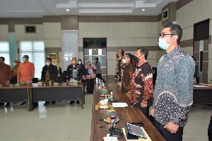 DPMPTSP Aceh Menggelar Rakor Pencegahan Korupsi di Sabang