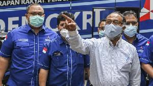 Bambang Widjojanto Curigai Kubu Moeldoko, Hambat Demokrat Jelang Pemilu