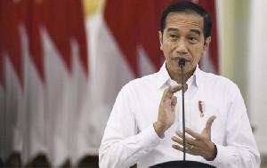 Jokowi: Indonesia Punya Tambang, Hasilnya di Nikmati Negara Lain