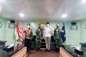 Gubernur Aceh Harap Lantamal Segera di Bangun di Aceh