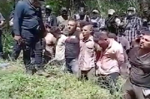 Kejam, 20 Musuhnya Dibunuh Geng Narkoba Meksiko