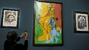 Mahakarya Pablo Picasso Terjual Hampir Rp1,6 Triliun