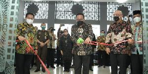 Pusat Studi Arsip Kebencanaan Tsunami di Aceh Diresmikan, Edukasi Bagi Masyarakat Dunia
