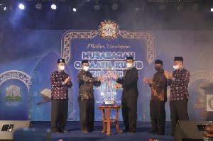 Banda Aceh Raih Juara II MQK Aceh 2021
