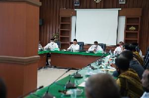 20 Gampong di Aceh Besar Tertunda Pilchiksungtak, Mawardi: Segera Jadwalkan Ulang