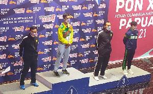 Hari Ketiga PON XX Papua, Kontingen Aceh Tambah Dua Medali