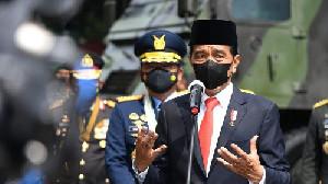 Jokowi Adakan Pertemuan Antara Parpol Guna Bahas Pemilu 2024