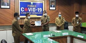 Gubernur Nova Tunjuk Erwin Ferdinansyah Sebagai Plt Kadisnakermobduk Aceh