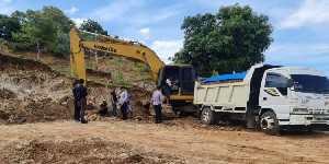 Polda Aceh Bongkar Praktik Tambang Ilegal Galian C