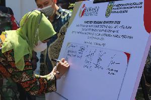 Paket Komplit, Panwaslih Aceh Pilih Gampong Mulia Terpilih Jadi Gampong Demokrasi