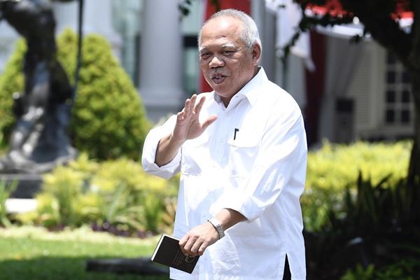 Menteri PUPR Minimnya Penyaluran KPR Terhambat Penyediaan Rumah