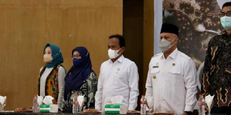Bertemu SCOPI-ITFC, Pemerintah Aceh Bahas Peluang Kerjasama Kopi Arabika Gayo