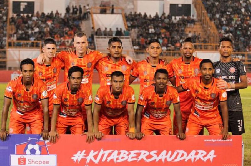 Persiraja Terpuruk di Dasar Klasemen, Arema FC Tembus 4 Besar