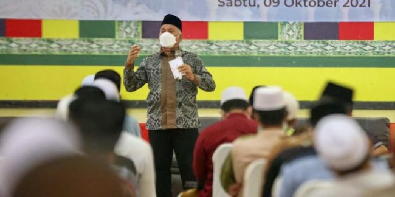 MPU Aceh Selatan Imbau Masyarakat Ikut Suntik Vaksinasi Covid-19