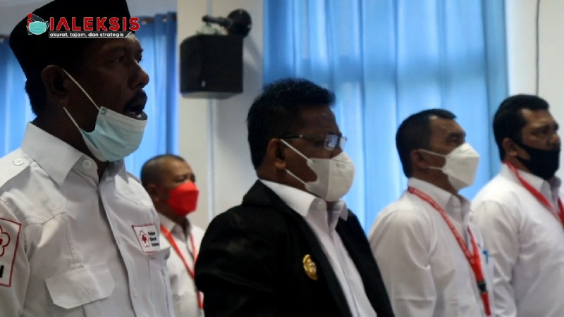 Buka Muskot PMI, Aminullah Harapkan Kepemimpinan yang Lebih Baik